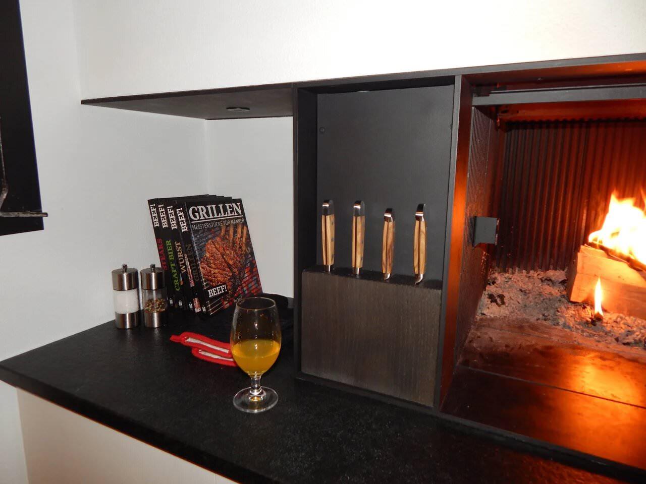 Urfeuer 50/66 Кухня  з функціоналом - Brunner